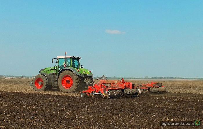Инвестиции в агросектор Украины выросли почти на 60%