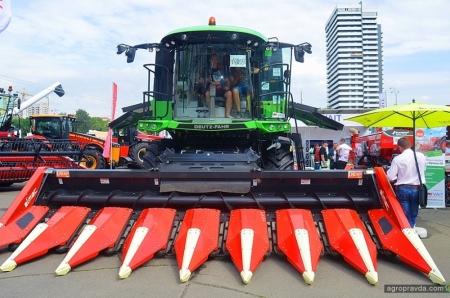 Какую технику представил VAIT Agropartners на Агро-2019