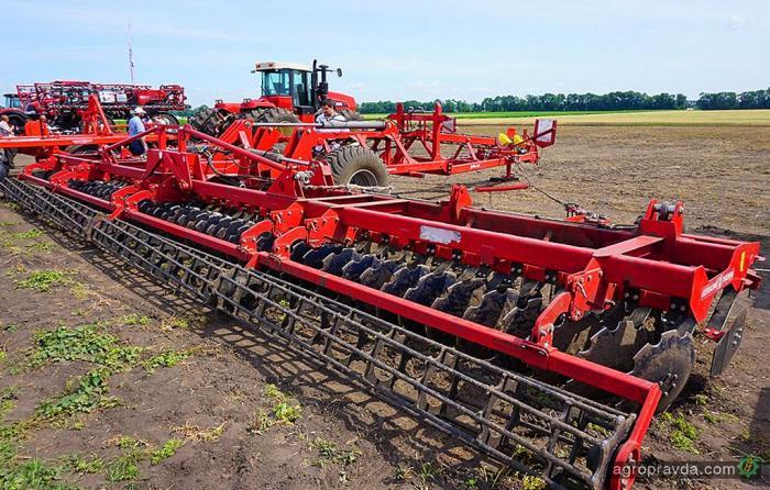 Минагропрод срывает запуск 20%-й компенсации стоимости сельхозтехники