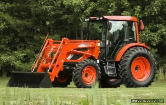 Kioti представил новые тракторы серии PX Ag