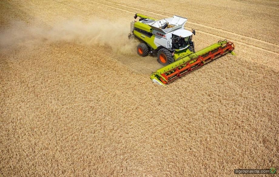 Урожай ранних зерновых в Львовской области приближается к 100 тыс. тонн