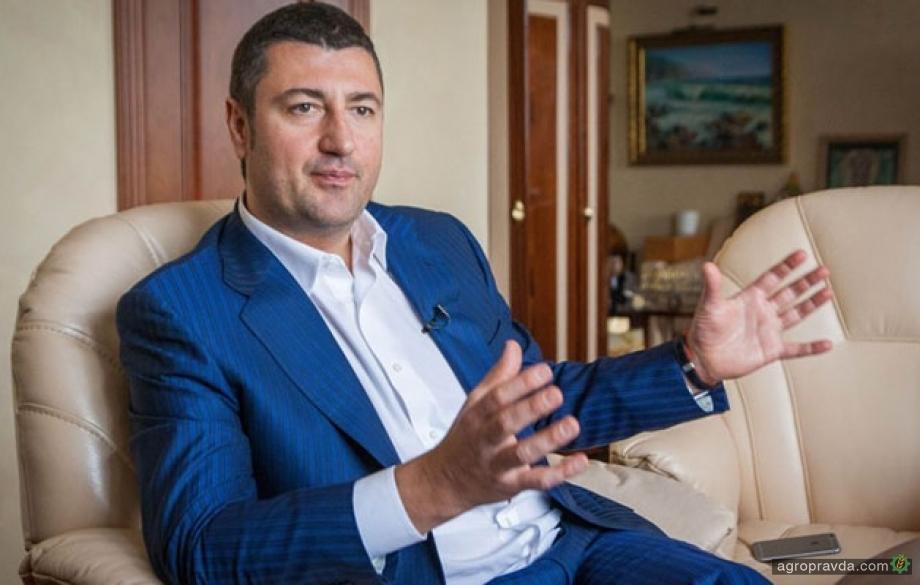 Суд разрешил НАБУ задержать Олега Бахматюка