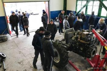 В Запорожской области открылся новый дилершип Case IH. Фото