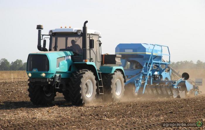 ХТЗ обновил навесную систему 240-х тракторов