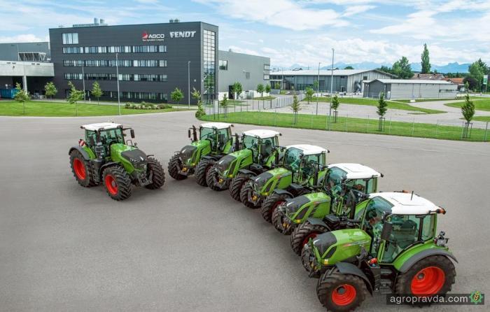 Трактора Fendt 800 и 900 получили новое быстроразъемное соединение