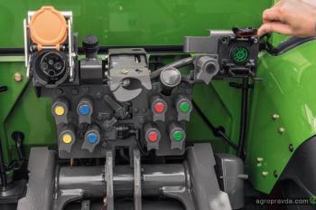 Электротрактор Fendt e100 Vario: подробности о новинке
