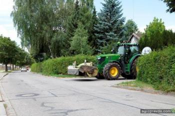 Fliegl разработал новые камеры безопасности для тракторов