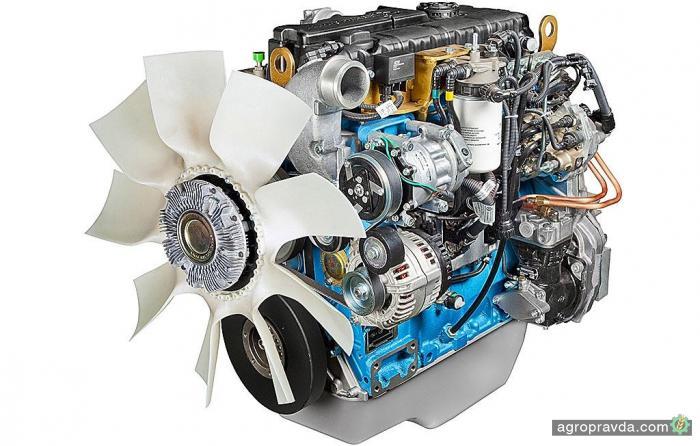 На ЯМЗ начали производство новых двигателей для сельхозтехники