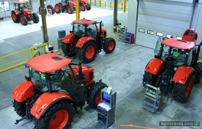 Kubota построит европейский центр разработки тракторов