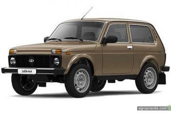 В Украине стартовали продажи лимитированной версии ВАЗ 4х4 «Кориандр»