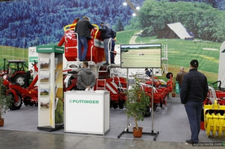 Что еще посмотреть на выставке ИнтерАгро-2020 в Киеве. Фото