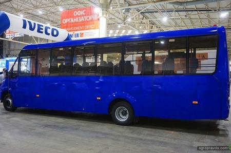 Какие новинки показали на выставке ComAutoTrans в Киеве