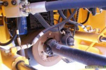 Тест-драйв фронтального погрузчика Hyundai HL760-7A