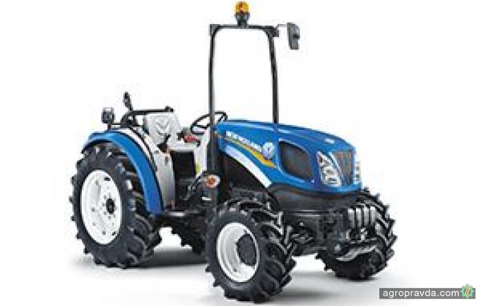 New Holland обновил тракторы серии T3F