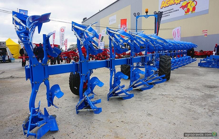 Какую технику для почвообработки представили на выставке АгроЭкспо-2021. Фото