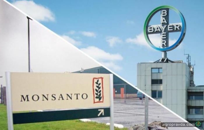 В 2017 г. Bayer не ожидает прибыли в сегменте сельского хозяйства
