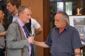 Lemken отметил 20-летие в Украине. Фото