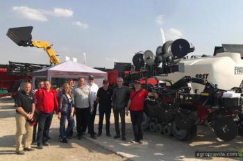 Titan Machinery продемонстрировала новинки техники на Агроэкспо 2017