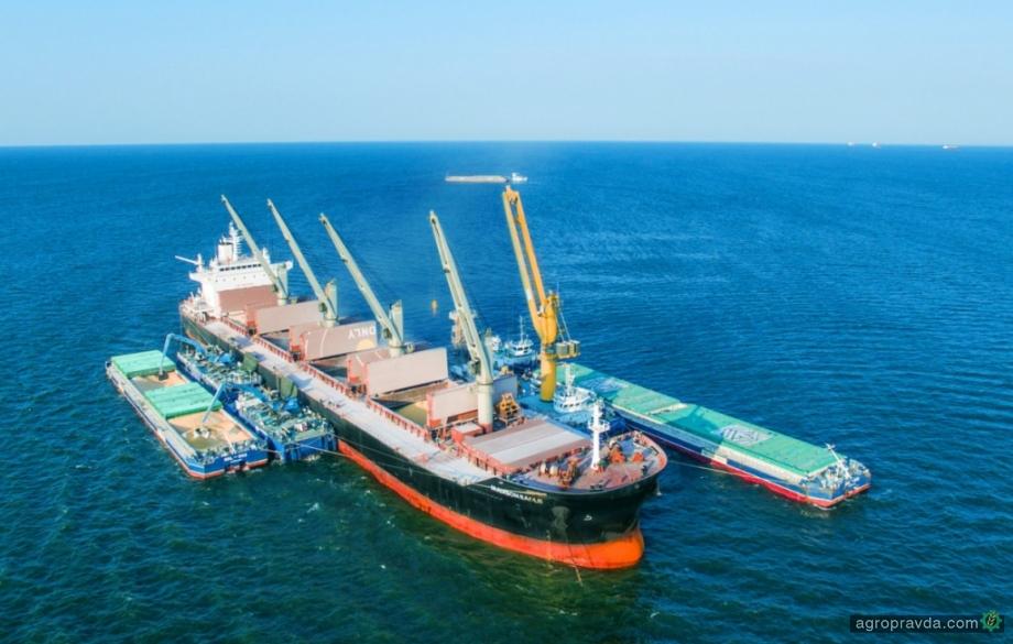 «Нибулон» обновил рекорд экспорта сельхозпродукции