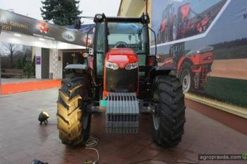Massey Ferguson представил в Украине трактор по цене МТЗ
