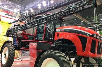В Киеве стартовала выставка сельхозтехники. Первые фото