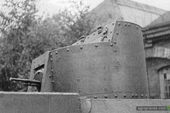 Как появились бронетракторы