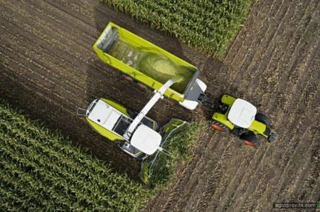 Как эффективно использовать Shredlage в заготовке кукурузного силоса